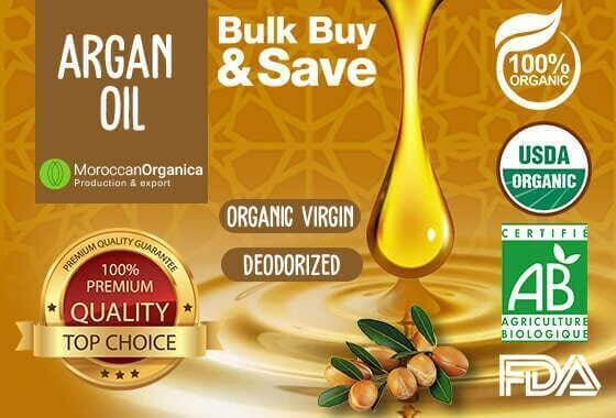 argan oil wholesale company
